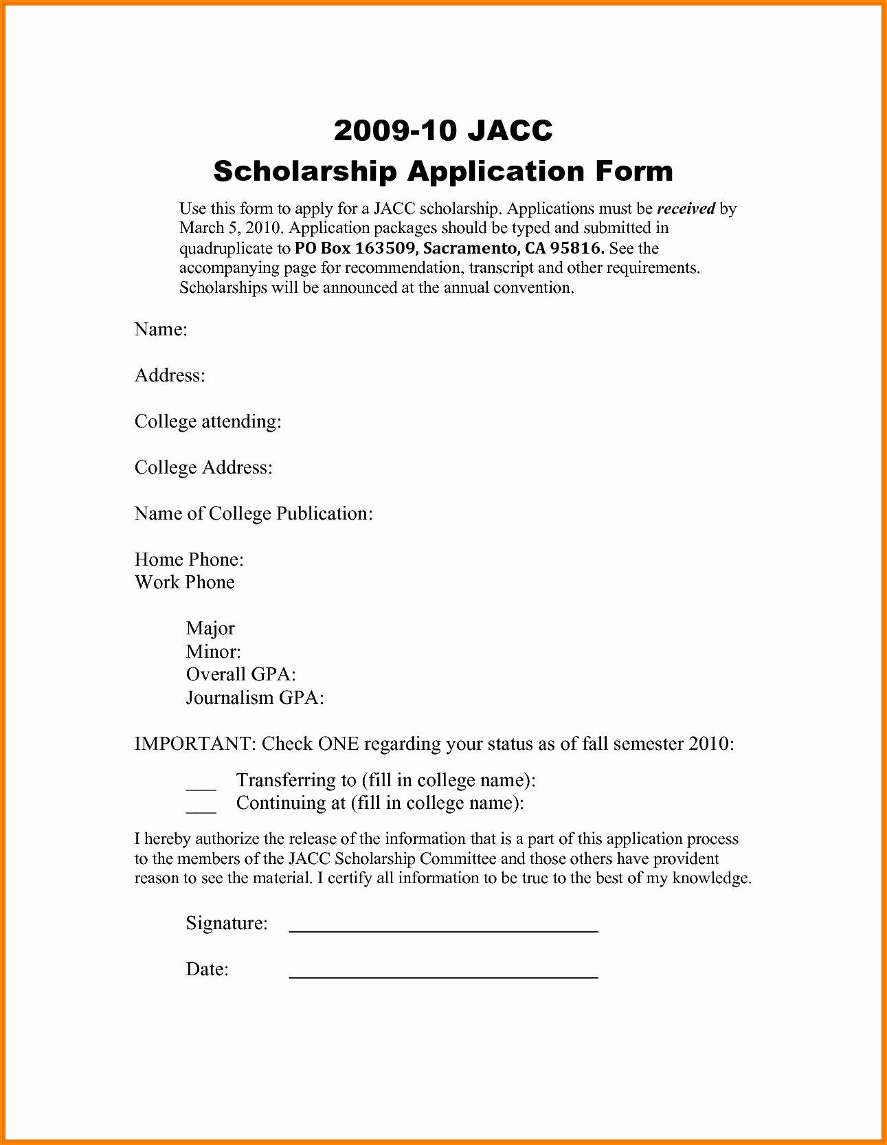 Scholarship Cover Letter Sample Awesome Sample Application Letter for Scholarship Grant