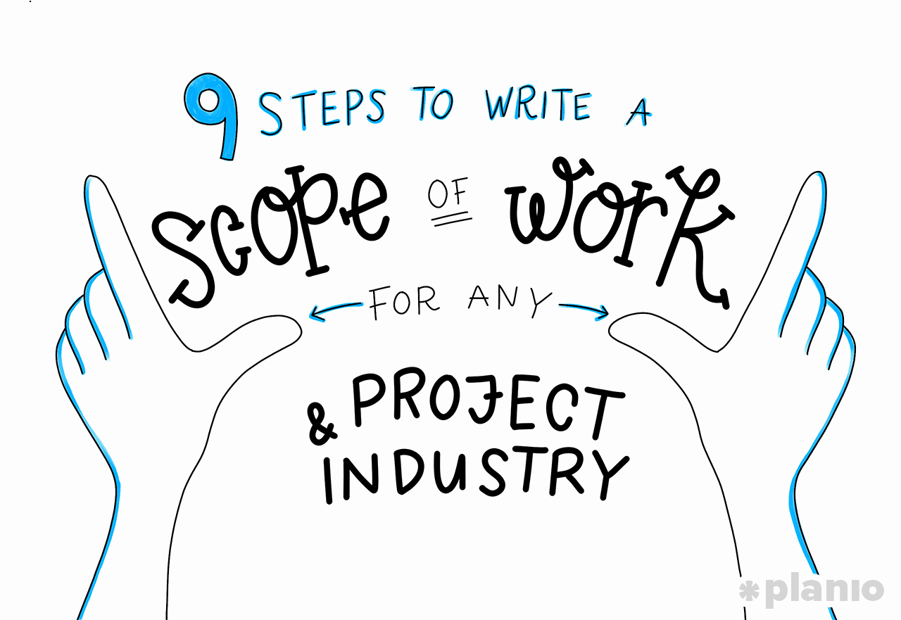Scope Of Works Sample Best Of 9 Steps to Write A Scope Of Work sow for Any Project and