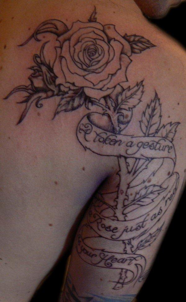 Script Fonts for Tattoos New 60 Cool Tattoo Fonts Ideas Hative