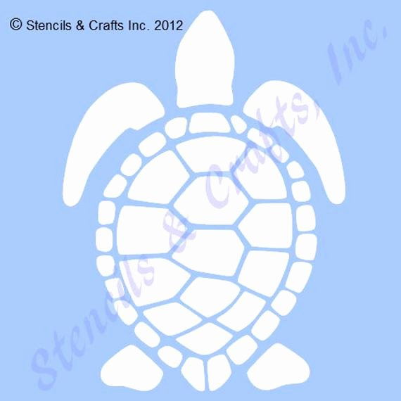 Sea Turtle Stencil Template New 14 Sea Turtle Stencil Big Template Animal Turtles