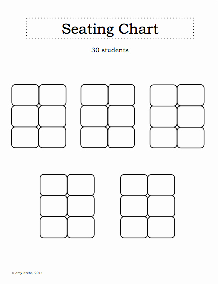 Seating Chart for Classroom Inspirational Inspiration for Education Getting organized with A