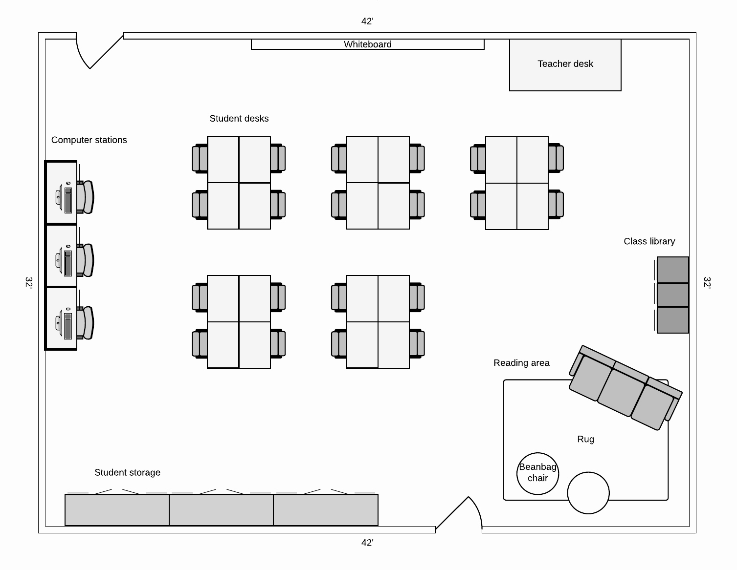 Seating Chart for Classroom Inspirational Perfecting Classroom Seating Arrangements