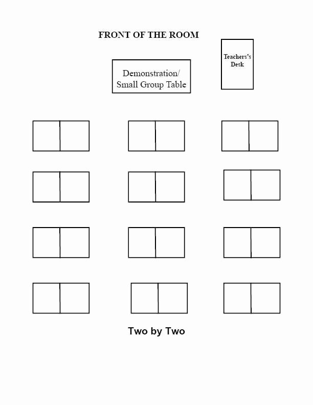Seating Chart for Classroom New Classroom Seating Chart Projects to Try