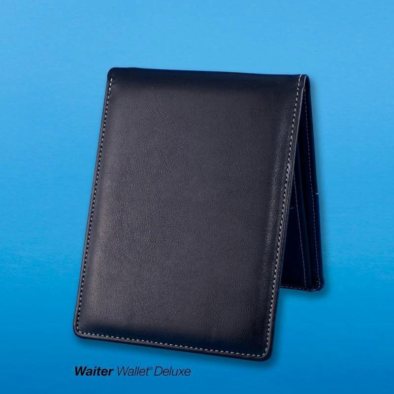 Server order Pad Template Inspirational Waiter Wallet Deluxe