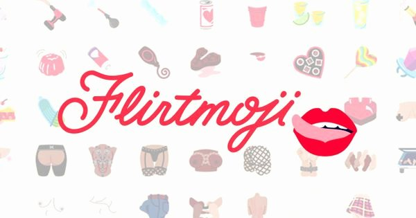Sex Emojis Copy and Paste Luxury Fill A Need with Flirtmoji the New Emojis
