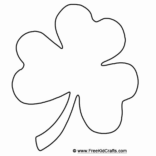 Shamrock Pictures to Print Beautiful Pinterest • the World's Catalog Of Ideas