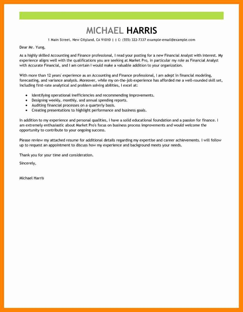 Short Application Cover Letter Beautiful 9 Short Cover Letter for Job Application