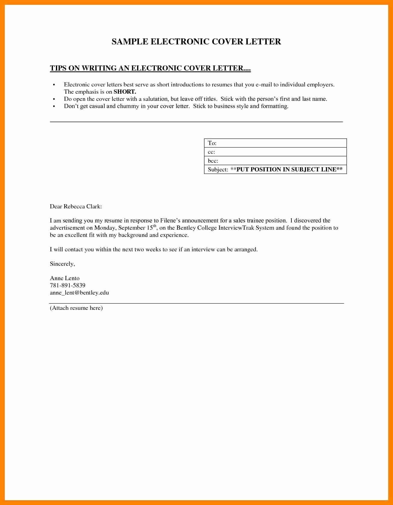 Short Application Cover Letter Best Of 11 Example Of A Short Letter