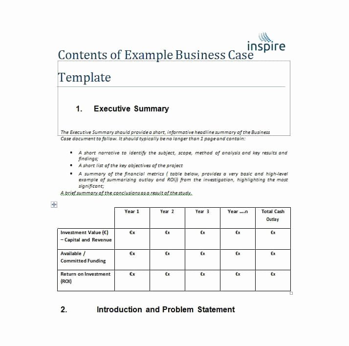 Short Case Study Examples Beautiful 30 Simple Business Case Templates & Examples Template Lab