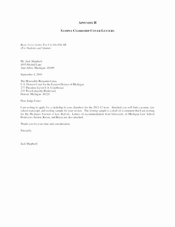 Short Cover Letter Example Luxury 7 8 Short and Sweet Cover Letters