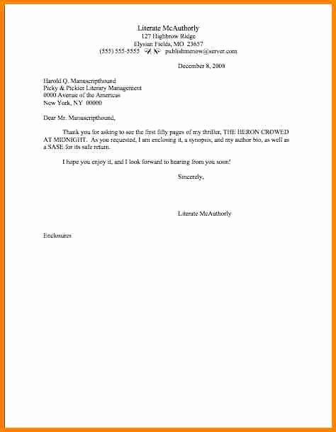 Short Cover Letter Sample Best Of 11 Example Of A Short Letter