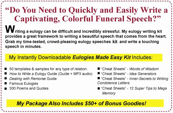 Short Simple Eulogy Examples Awesome Eulogy Quotes Grandmother Image Quotes at Relatably