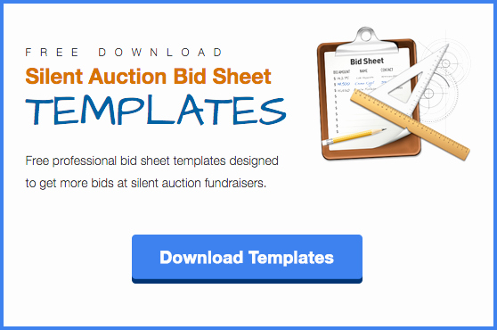 Silent Auction Template Free Fresh the Ultimate List Of 100 Silent Auction Item Ideas