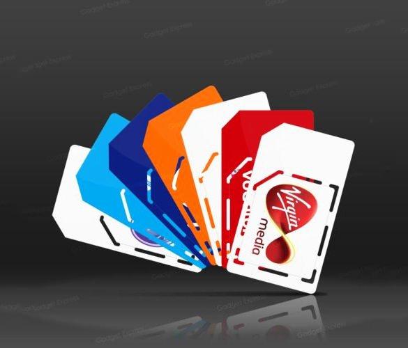 Sim Card Cut Template Elegant Micro Sim Card Template 12 Free Printable Sample