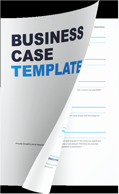 Simple Business Case Examples Beautiful Simple Business Case Template · Vocus Munications