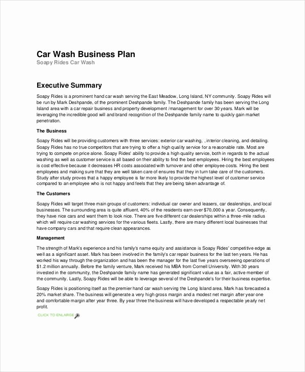 Simple Business Case Examples Luxury Free 28 Simple Business Plan Examples In Pdf