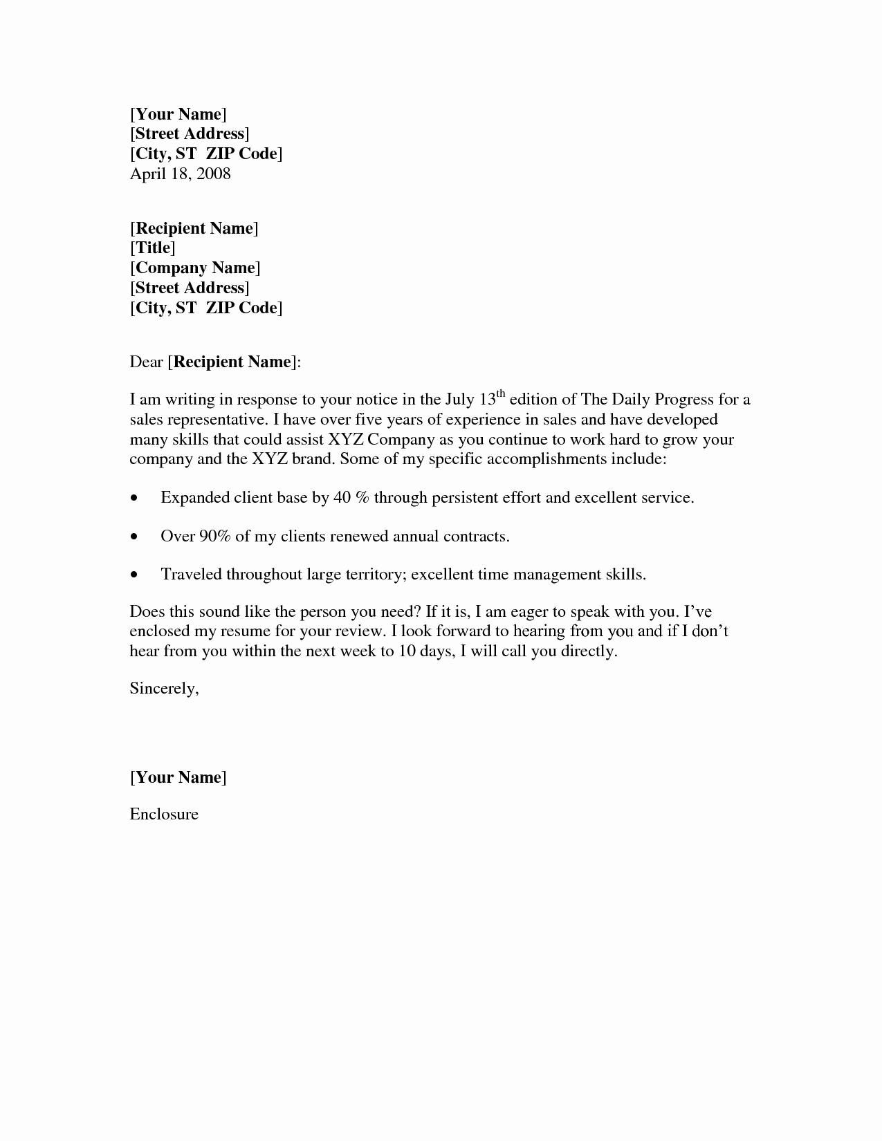 Simple Job Cover Letter Examples Fresh Simple Resume Cover Letter Samples Look for A Great Case