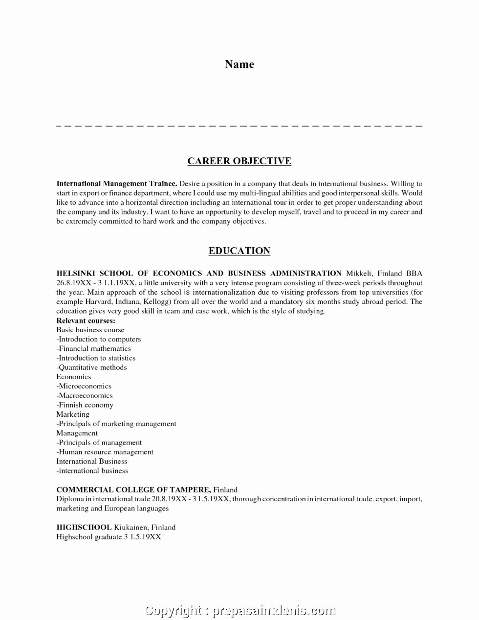 Simple Objective for Resume Luxury New Objective for A Case Manager Resume Best Ideas Case