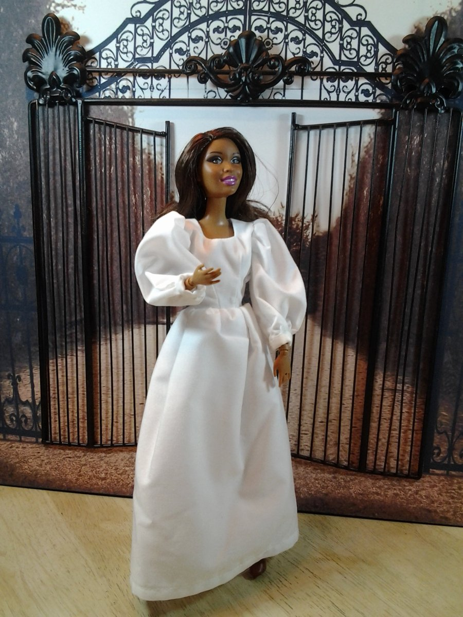 Simple Wedding Dress Patterns Fresh More Printable Patterns for Barbie Doll Wedding Dress