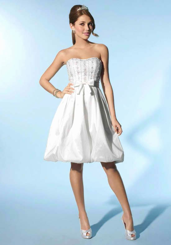 Simple Wedding Dress Patterns Inspirational Short Wedding Dress