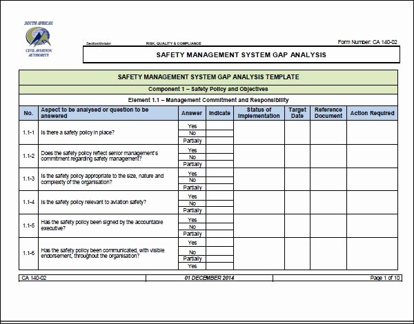 Skills Gap Analysis Template Beautiful Gap Analysis Template 16 Download Free Documents In Pdf