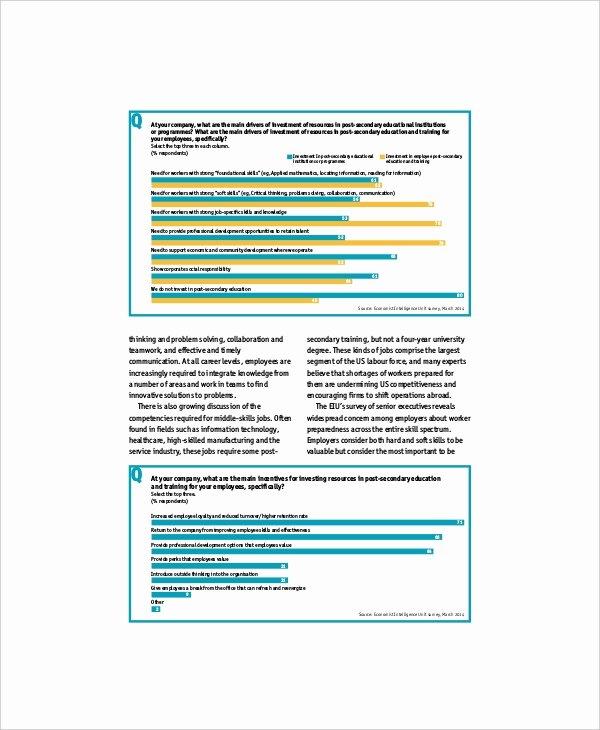 Skills Gap Analysis Template Elegant 5 Skill Gap Analysis Templates Ai Google Docs Pdf