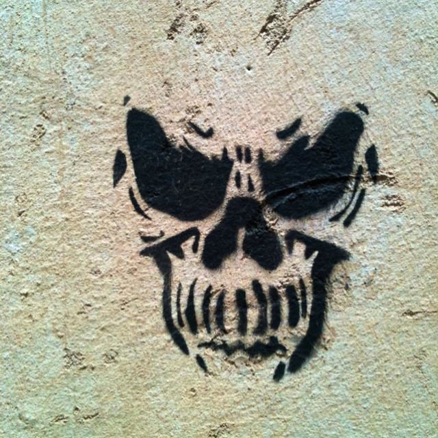 Skull Stencils for Spray Painting Beautiful Stencils Skulls Spray Paint =