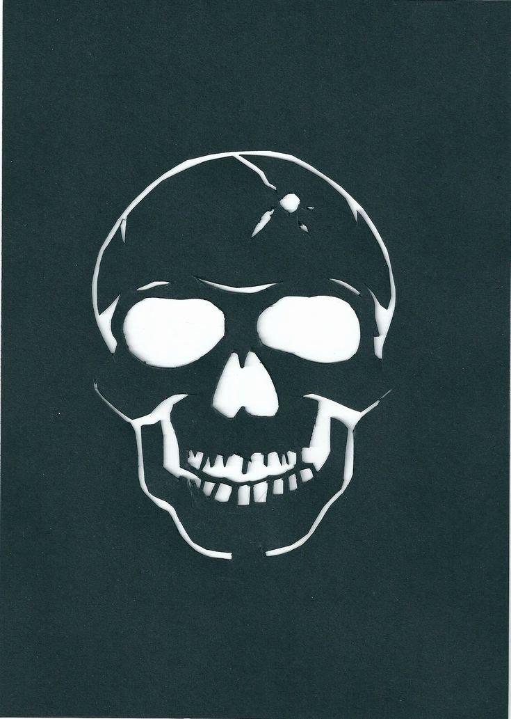 Skull Stencils for Spray Painting Best Of Best 20 Skull Stencil Ideas On Pinterest