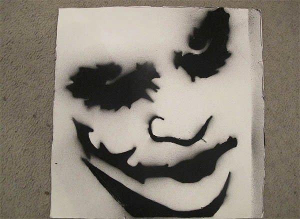 Skull Stencils for Spray Painting Elegant 45 Beautiful Spray Paint Art Stencils