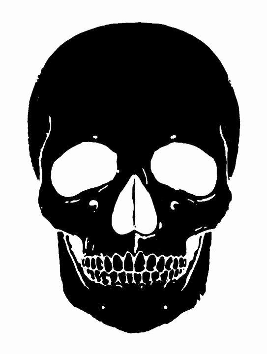 Skull Stencils for Spray Painting Luxury 25 Best Ideas About Skull Stencil On Pinterest