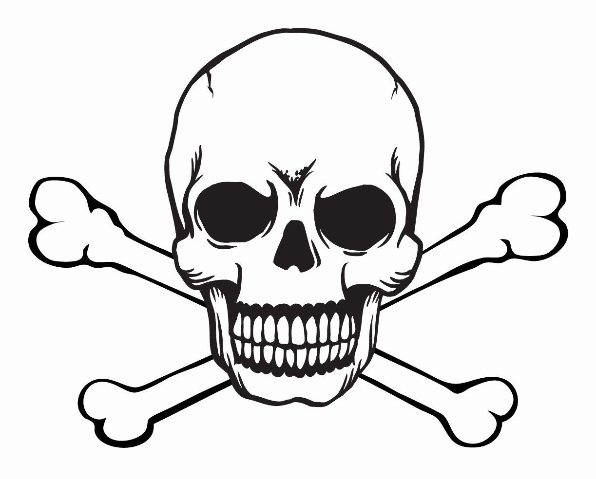 Skull Stencils Free Printable Awesome Skull Stencils Free Printable