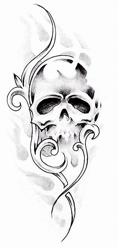 Skull Stencils Free Printable Best Of Tattoos Book 2510 Free Printable Tattoo Stencils Skulls