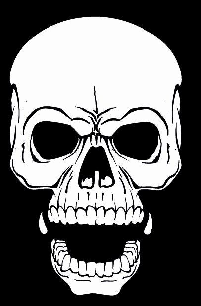 Skull Stencils Free Printable Lovely Skull Stencils to Print