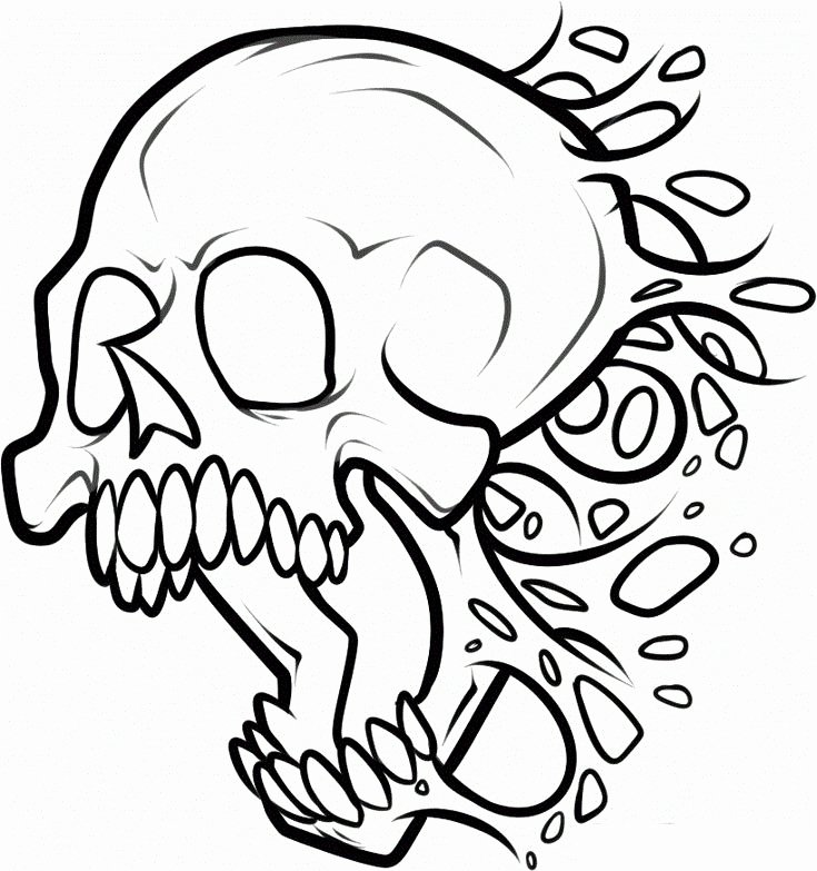 Skull Stencils Free Printable New 17 Best Images About Stencil On Pinterest