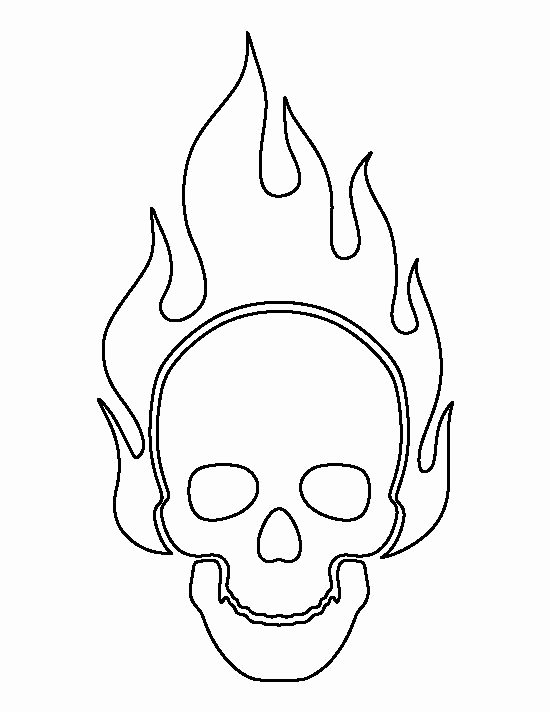 Skull Stencils Free Printable New Pin by Muse Printables On Printable Patterns at