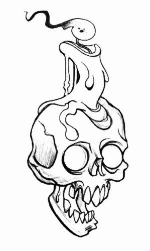 Skull Stencils Free Printable Unique Tattoos Book 2510 Free Printable Tattoo Stencils Skulls