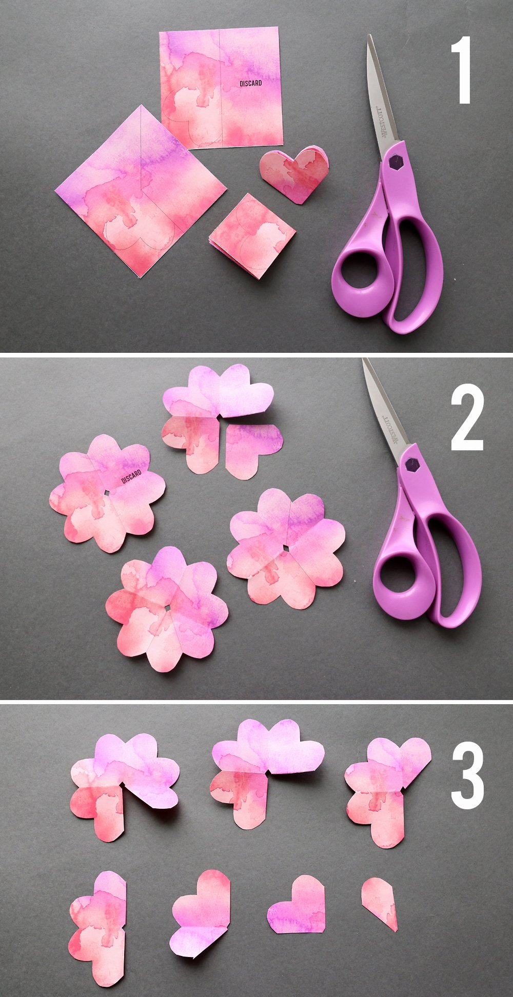 Small Paper Flower Templates Elegant Make Gorgeous Paper Roses with This Free Paper Rose
