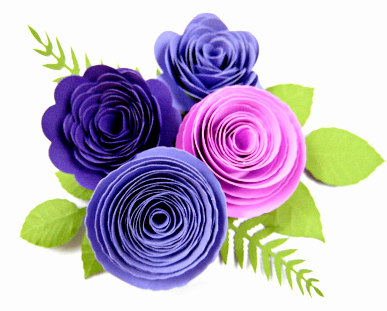 Small Paper Flower Templates Lovely Paper Flower Centers 5 Ways to Make Centers for Giant Flowers