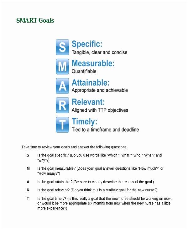 Smart Career Goals Examples New 11 Smart Goals Examples