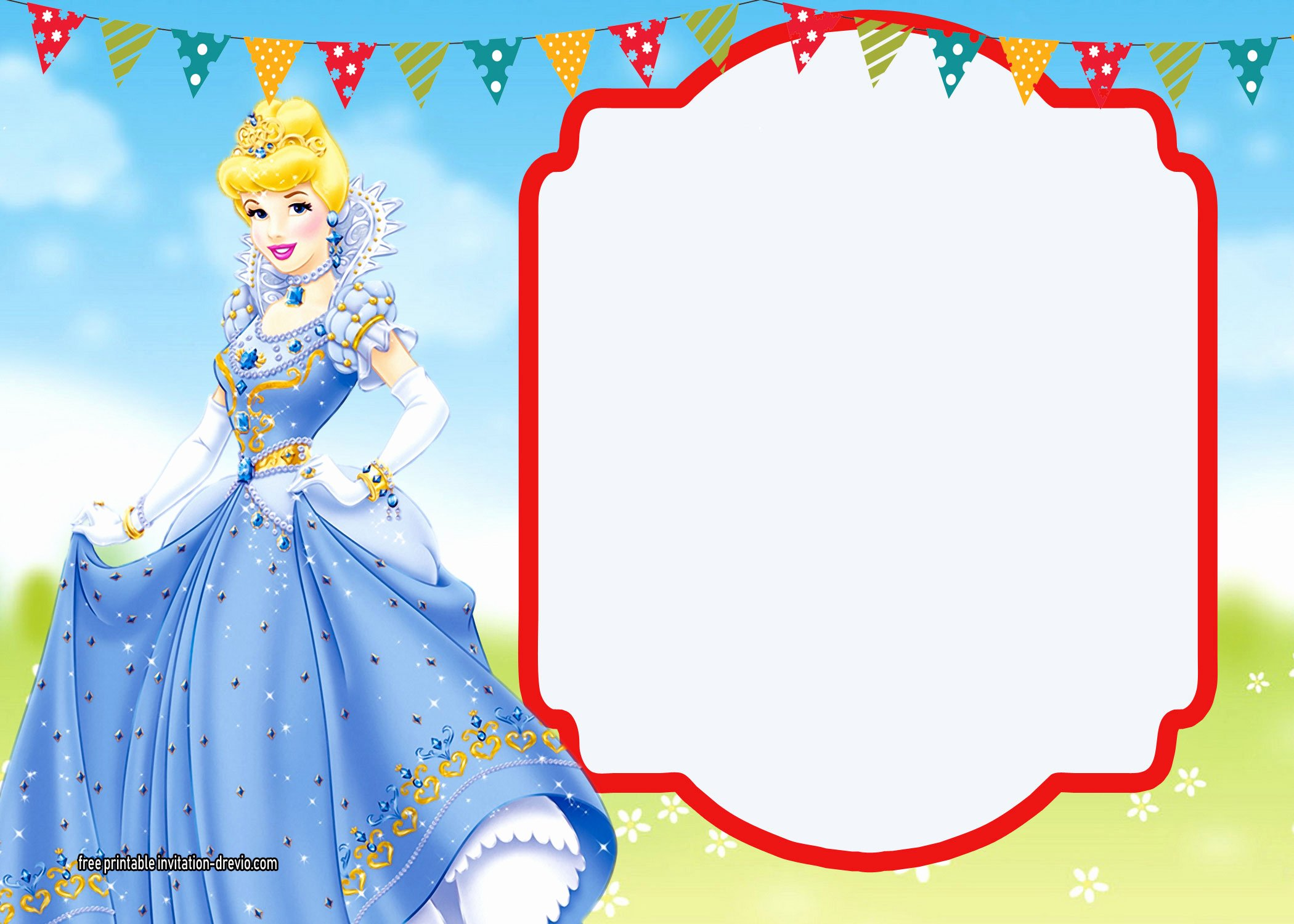 Snow White Invitation Template Fresh Free Printable Snow White Invitations – Plete Edition