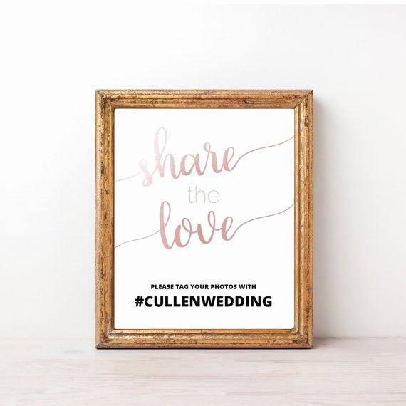 Social Media Wedding Sign Template Awesome 152 Best Printables ★ Images On Pinterest