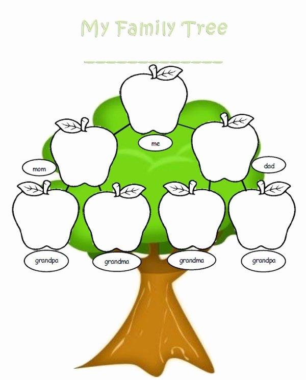 Spanish Family Tree Template Elegant Whakapapa Clipart 20 Free Cliparts