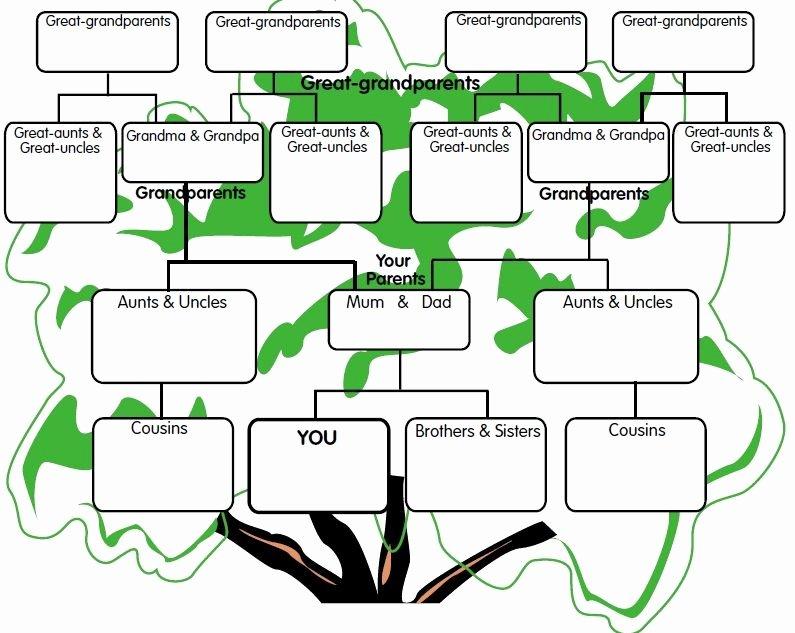 Spanish Family Tree Template Inspirational Pin by Sandra Palacio On Birthday G & B