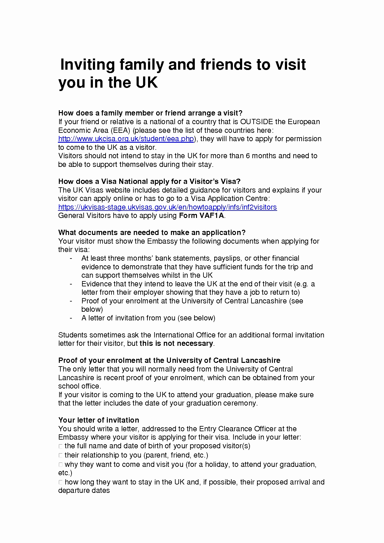 Sponsorship Letter for Visa Inspirational Visa Sponsor Letter Sample Uk