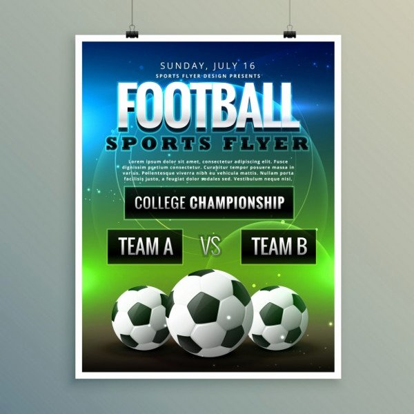 Sports Poster Templates Free New 10 Sports event Flyers Templates Psd Docs Ai Pages
