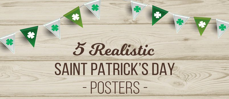 St Patrick Day Posters New Free Ready to Print Posters for St Patrick's Day