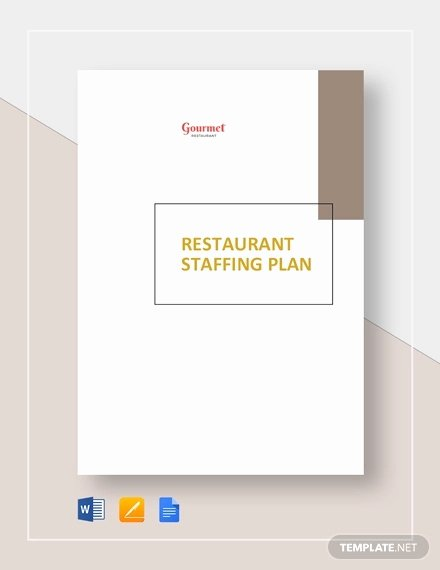 Staffing Plan Template Word Best Of 9 Staffing Plan Templates Pdf Doc Xlsx