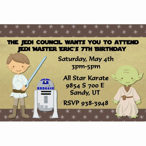 Star Wars Birthday Invitation Wording New Star Wars Birthday Invitations Wording