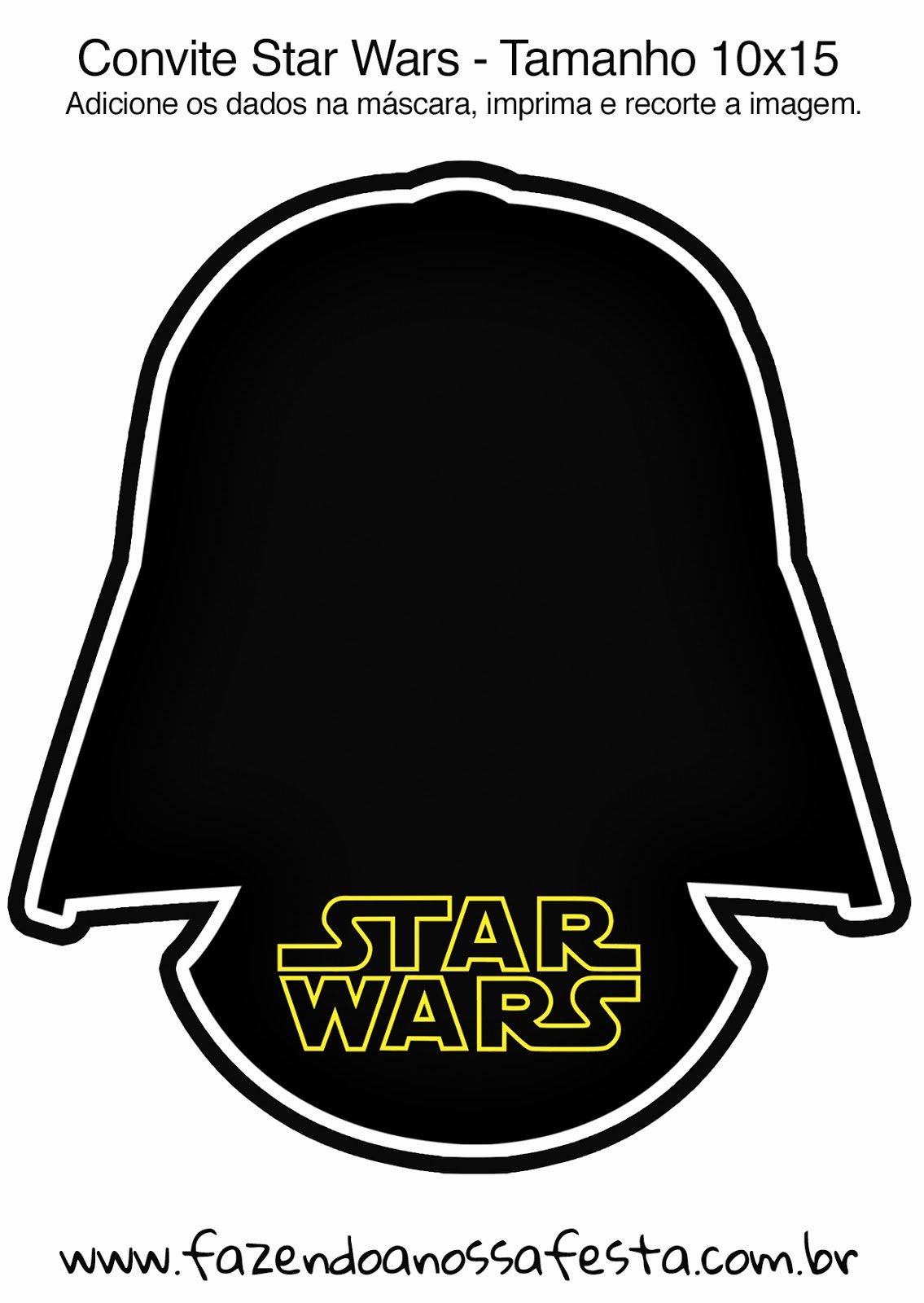 Star Wars Invitations Free New Star Wars Free Printable Invitations Oh My Fiesta for