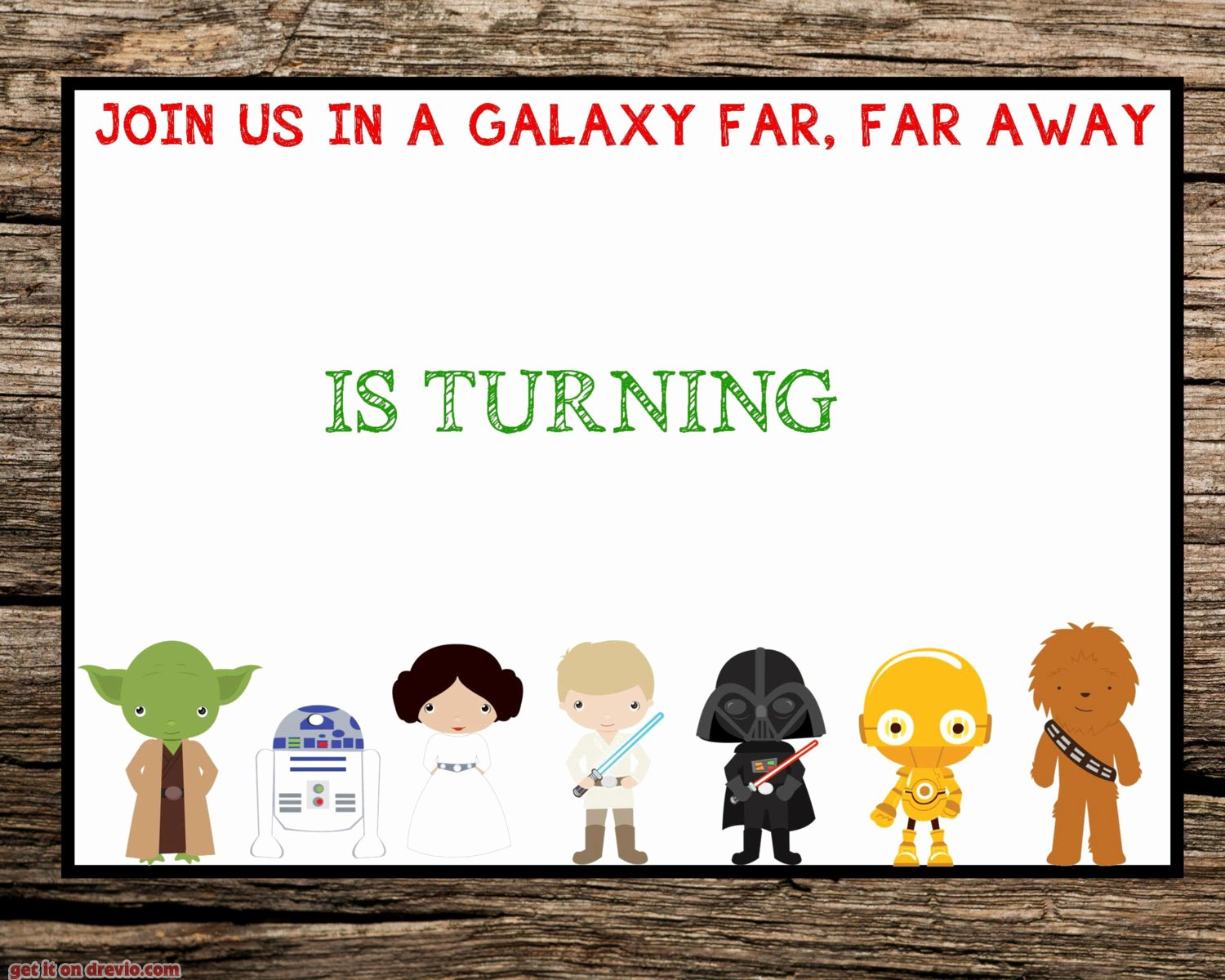 Star Wars Invitations Printable Inspirational 32 Amazing Star Wars Birthday Invitations